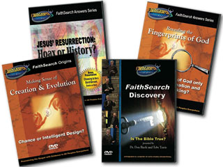 FaithSearch DVDs